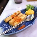 マチュリテ - 季節の魚、帆立、海老、いか、ムール貝、魚介たっぷりブイヤベース