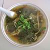 西口屋 - 料理写真:めひびラーメン