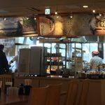 金比羅製麺 - 店内の様子