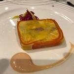 銀座スカイラウンジ - ラピラズリコース(税サ込み6600円)の前菜