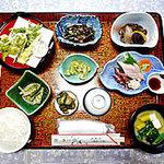 割烹旅館 丸新 - お食事(和食)
