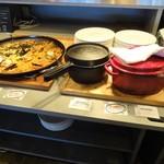 STEAK&HAMBURG EL FUEGO ENOSHIMA - ご飯物も色々