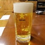 お多幸 - 生ビール