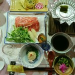 岩鞍リゾートホテル - 2日目夕食