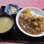 犬塚食堂 - 「かつカレー  \700」