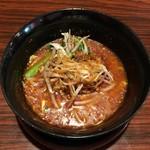 坦坦麺 利休 - 担々麺辛さ6番です。