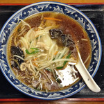 天弘 - 「豆芽麺(モヤシそば)」730円