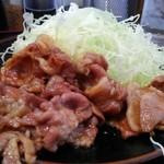 とんかつ 麻釉 - 神奈川の豚ですかね?