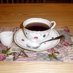 カフェシフォン - ドリンク写真:シフォンブレンドコーヒー