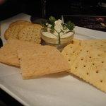 海峡 - クリームチーズ&クラッカー