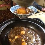 とり要 - 玉子入り雑炊