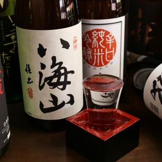 """お酒が充実!日本酒が""""うまい店"""""""