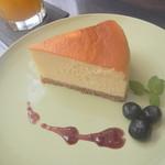 方南カフェ - NY Cheesecake