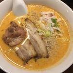 仁 - 特製肉盛り担々麺