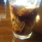 佐賀 - サービスのアイスコーヒー