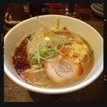 らーめん蓮 - 辛味噌らーめん 830円
