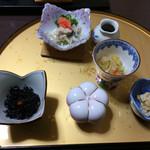 伊勢正 - 料理写真:4000円会席