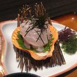 郷土料理かどや - 鯛めしの刺身