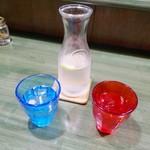 カフェダイニング ドングリ - ドリンク写真:レモン水