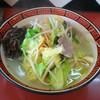 中華そば 華丸 - 料理写真:タンメン(塩味)(650円)