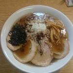 麺処あずき - 料理写真:八王子チャーシュー麺