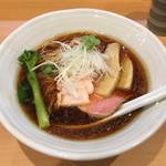 中華蕎麦 はる - 「中華蕎麦」780円