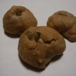 ワルン ロティ - 全粒粉のオリーブ入りおつまみ黒パン
