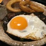 ブロンコビリー - 黒カレー煮込み