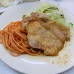 ボーイズカレー - 生姜焼き