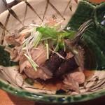 四季 粋花亭 - カジカ煮物