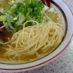 62398001 - とんこつラーメン 麺UP