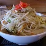 中華食堂 一番屋 - 野菜1.5倍らーめんとんこつ味