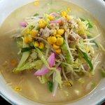 鳳春軒 - チャンポン麺:650円