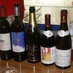 スパルタ - ワイン会(ワインリスト)