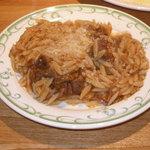 スパルタ - ワイン会'(食事)