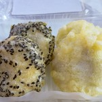 今井屋製菓 - 料理写真:あげまんぢう