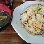 亀戸餃子 - チャーハン   並    ¥550