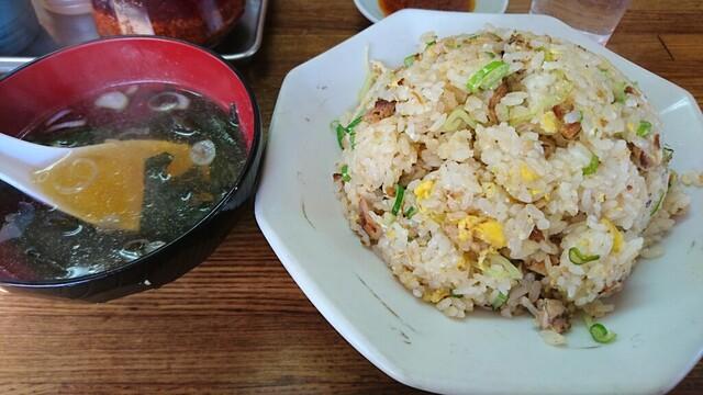 亀戸餃子 錦糸町店 - チャーハン   並    ¥550