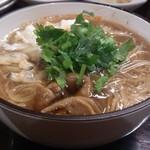 台湾佐記麺線&台湾バル888 - ・麺線(小) 300円