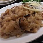 台湾佐記麺線&台湾バル888 - ・カオニャオのオコワ 値段は知らない