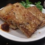 台湾佐記麺線&台湾バル888 - ・大根モチ 480円