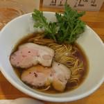 極汁美麺 umami - 醤油ら~めん