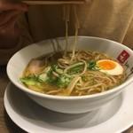 和 dining 清乃 - 塩の麺