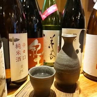 日本酒・焼酎多数!