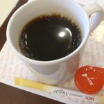 ドムドムハンバーガー - ホットコーヒー