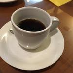 62415400 - ランチにつくコーヒー