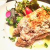 Vero - 料理写真:豚足のパン粉焼き