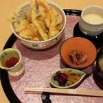 旬彩 こころび - 天ぷら御膳