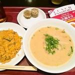 焼賣太樓 - 週替りハーフ麺定食