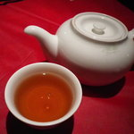 中国料理 桃花樓 - ジャスミン茶